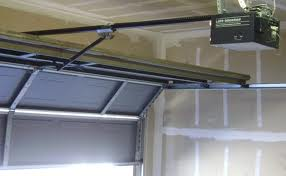 Main Garage Door Opener Features