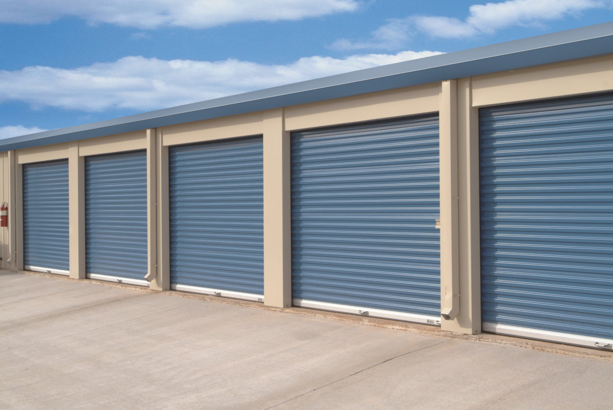 What Makes Commercial Garage Doors Special