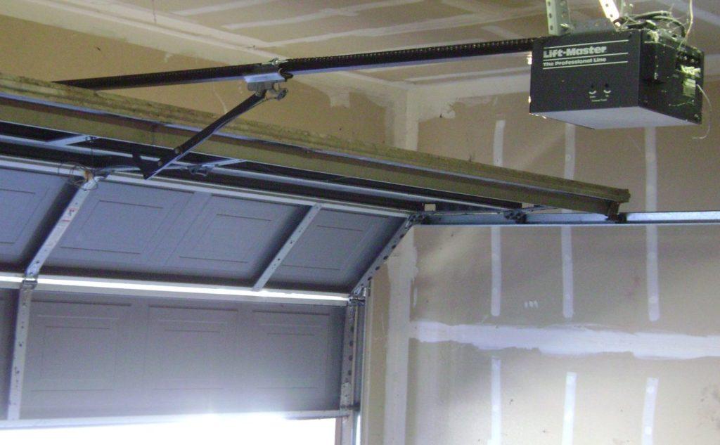 Replacing the Garage Door Opener
