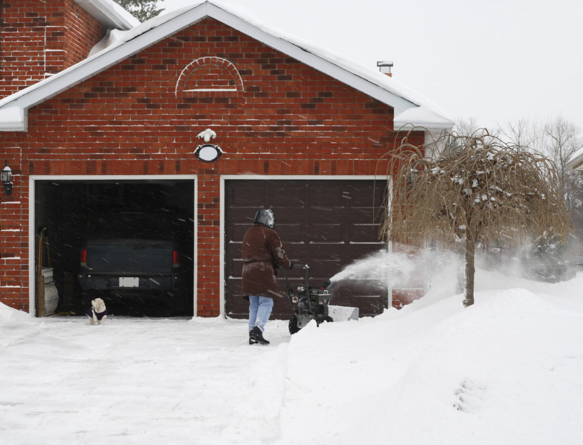Why the Climate Is A Major Factor When Choosing Garage Doors