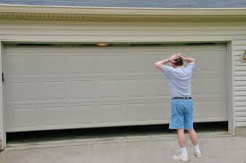 4 Ways Your Garage Door Can Hurt You