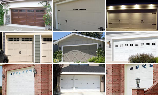 Which Garage Doors Are Ideal for Contemporary Homes