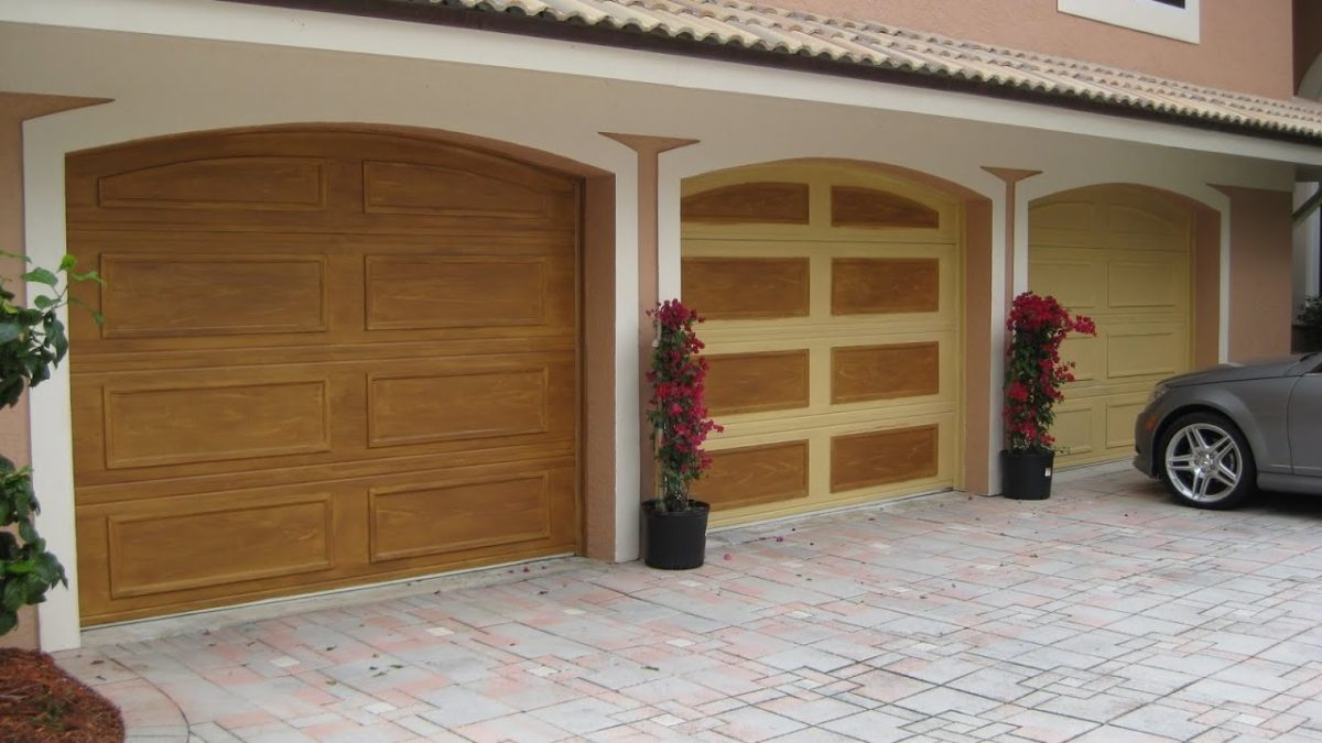 Great Ways To Update Your Garage Door