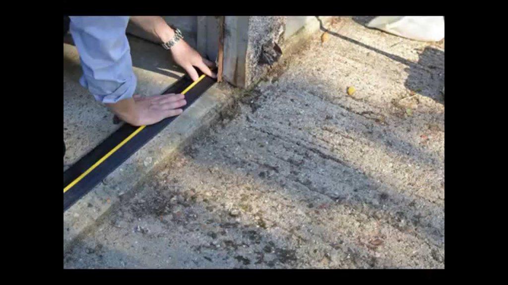 Waterproof Garage Door
