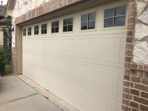 Garage Door Windows