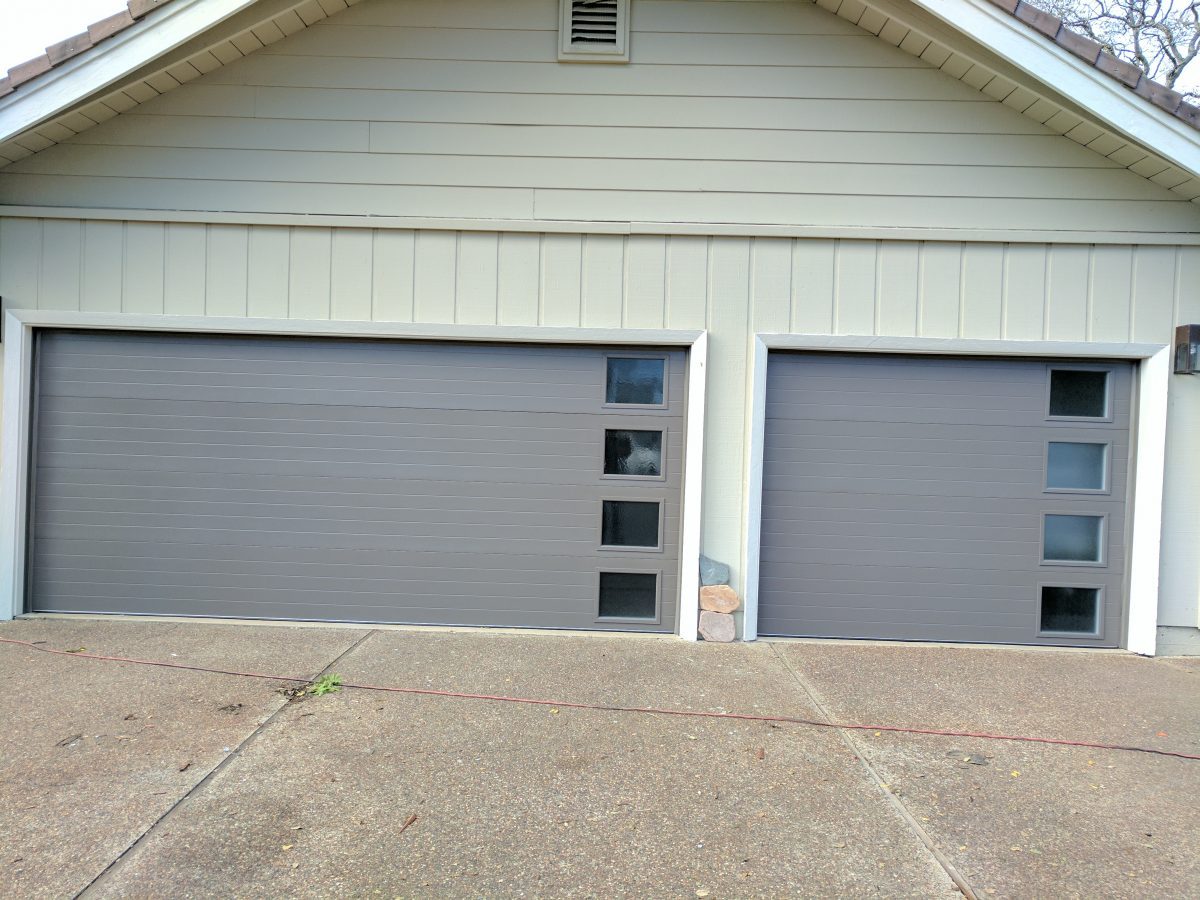 How to Make Your Garage Door Dashing