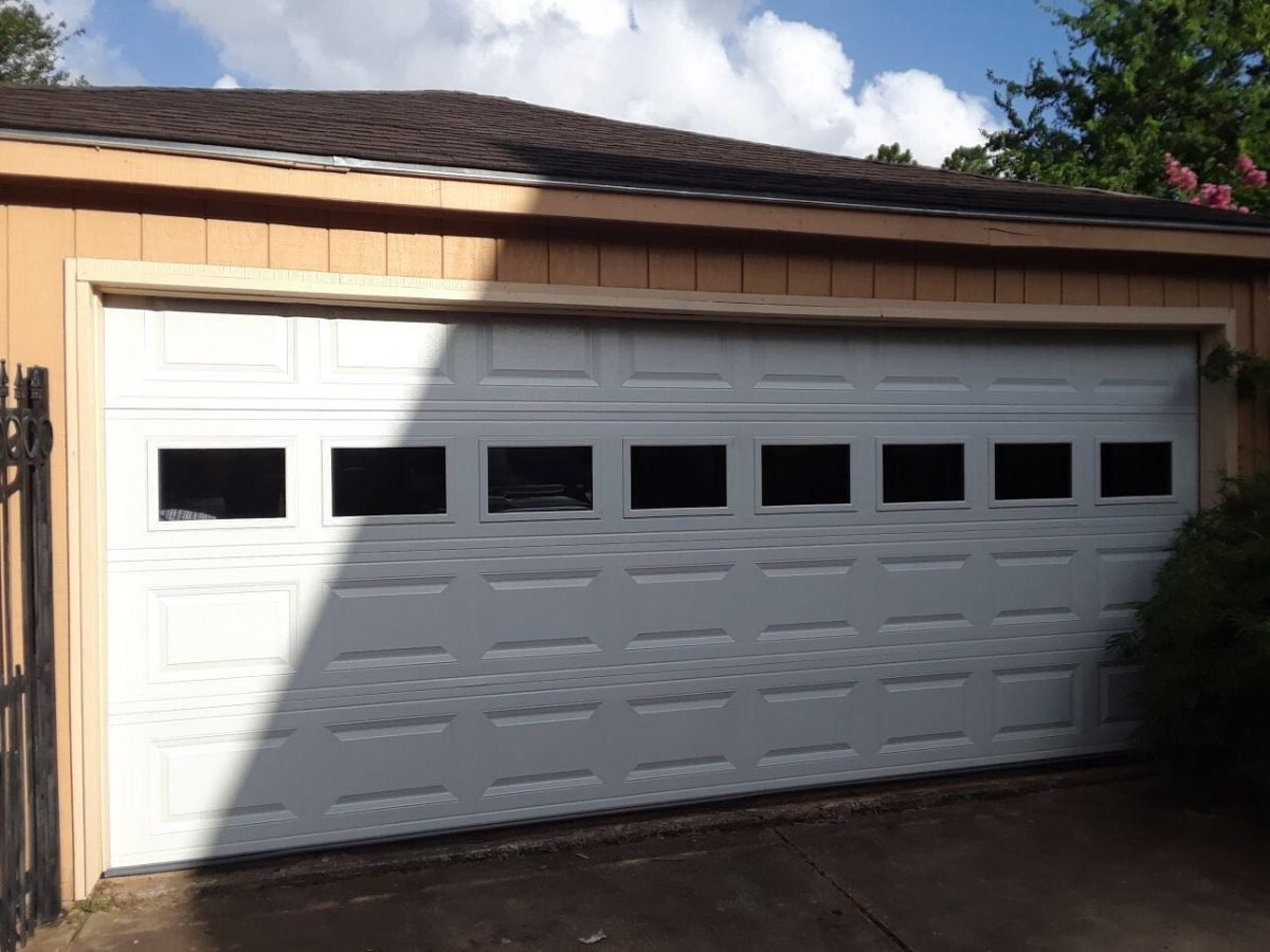Should You Get Garage Doors with Windows or Not?