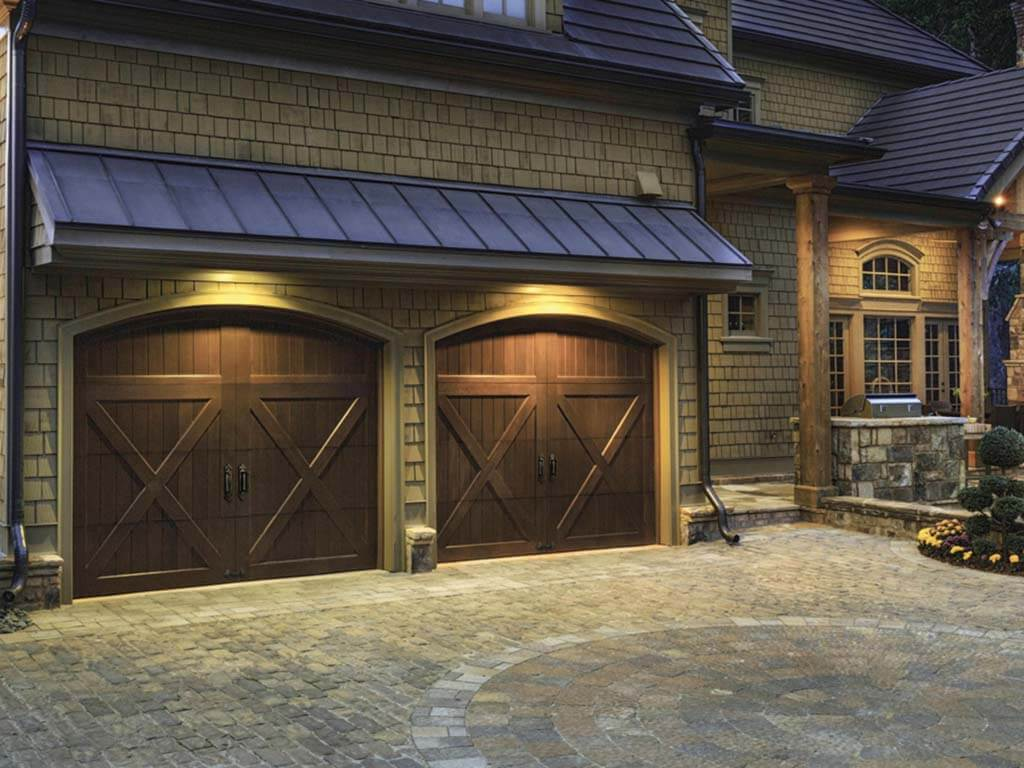 Single or Double Wind Load Garage Doors?