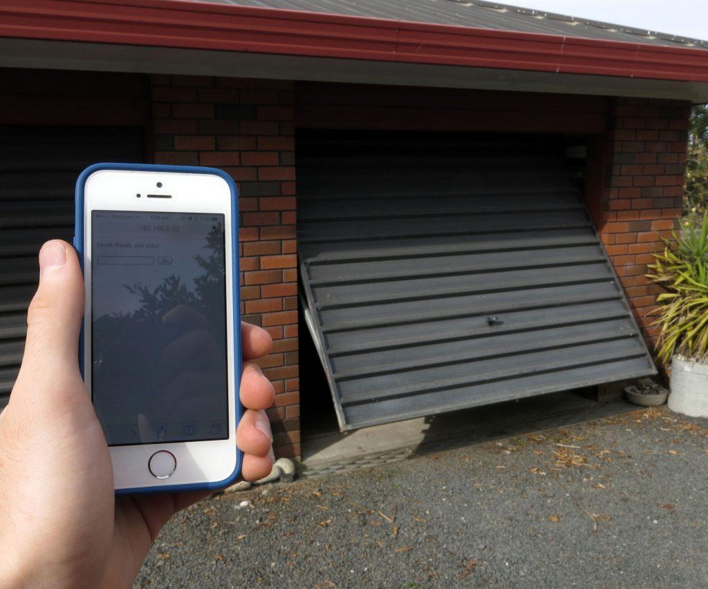 WiFi Smart Garage Door Openers