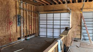 turning your garage into a living space